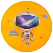 (1020937) Мяч детский Роботы 22 см, 60 гр, цвета микс   4761875