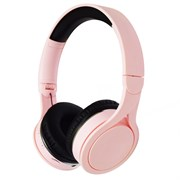 (1021054) Гарнитура bluetooth Gorsun E90 со встроенным MP3-плеером и FM-радио (pink)