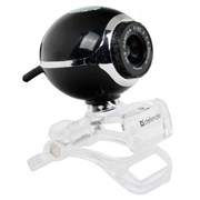 (1021640) WEB камера Defender C-090 Black [63090] {0.3МП, универ. крепление}