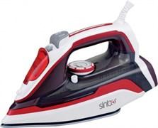 (1018631) Утюг Sinbo SSI 2898 2400Вт красный/белый