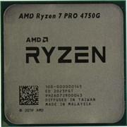 (1022593) Процессор CPU AMD Ryzen 7 Pro 4750G TRAY <100-000000145> (AM4, 3.6GHz up to 4.4GHz/8x512Kb+8Mb, 8C/16T, Renoir, 7nm, 65W, Radeon Vega 8 2100MHz)