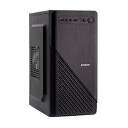 (1021710) Exegate EX277799RUS Корпус Minitower BAA-103 Black, mATX, <AAA450, 80mm>, 2*USB, Audio