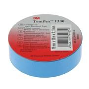(1023170) Изолента 3М Temflex 1300, ПВХ, 19 мм x 20 м, синяя 2352192