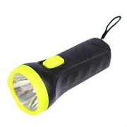 (1023190) Фонарик ручной на шнурке, 1 АА батарейка не в комплекте, микс, 4.8х10.5 см 3110408