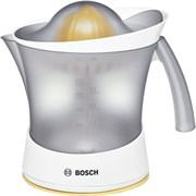 (1023105) Соковыжималка цитрусовая Bosch MCP3000N 25Вт рез.сок.:800мл. белый/желтый