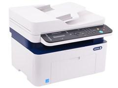 (1022566) МФУ лазерный Xerox WorkCentre WC3025NI (3025V_NI) A4 Net WiFi белый/синий