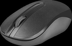 (1023496) Мышка USB OPTICAL WRL MM-495 BLACK 52495 DEFENDER