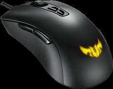 (1021797) Игровая мышь ASUS TUF Gaming M3 (7 кнопок, 7000 dpi, USB, RGB подсветка, 90MP01J0-B0UA00)