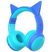 (1022715) Наушники bluetooth Gorsun E61 (blue)
