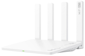 (1023027) Wi-Fi маршрутизатор 3000MBPS 1000M XD20 WHITE 53037940 HONOR