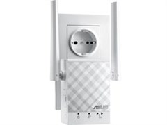 (1022484) Роутер ASUS RP-AC51 / / WI-FI репитер, 802.11n + 802.11 ac, до 300 + 433Мбит / c, 2, 4 + 5 гГц, LAN