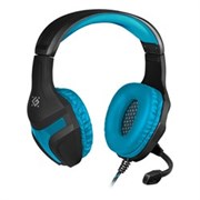 (1023451) Гарнитура SCRAPPER 500 BLACK/BLUE 64501 DEFENDER