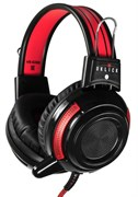 (1014621) Наушники с микрофоном Oklick HS-G300 ARMAGEDDON черный/красный 2.5м мониторы (AH-V1)