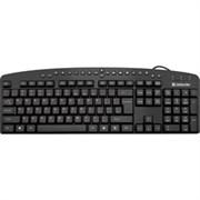 (1024443) Клавиатура Defender Atlas HB-450 черная USB