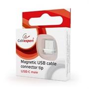 (1020834) Адаптер lightning Cablexpert CC-USB2-AMLM-8P для магнитного кабеля, коробка