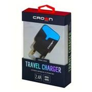 (1022682) Сетевое универсальное зарядное устройство Crown CMWC-3042