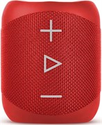 (1023390) Колонка порт. Sharp GXBT180RD красный 14W 1.0 BT/3.5Jack