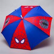 """(1024676) Зонт детский """"Человек-паук"""", 8 спиц d=70 см 1861295"""