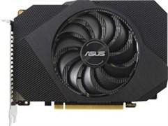 (1024897) Видеокарта Asus PCI-E PH-GTX1650-O4GD6 NV GTX1650 4096Mb 128b GDDR6 1410/12000 DVIx1/HDMIx1/DPx1/HDC
