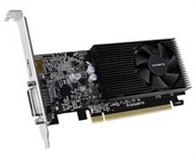 (1024435) Видеокарта Gigabyte PCI-E GV-N1030D4-2GL NV GT1030 2048Mb 64b DDR4 1177/2100 DVIx1/HDMIx1/HDCP Ret l