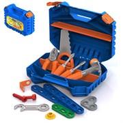 (1024372) Набор инструментов в чемодане, с конструктором из 47 элементов 545 3944765