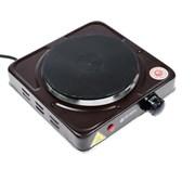 (1025171) Плитка электрическая GELBERK GL-105, 1000 Вт,  8x27x23 см, коричневая 6996418