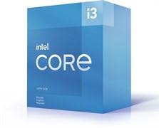 (1025573) Процессор Intel Original Core i3 10105F Soc-1200 (BX8070110105F S RH8V) (3.7GHz) Box BX8070110105F  S RH8V
