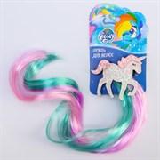 """(1026161) Прядь для волос """"Единорог"""", My Little Pony   6259417"""