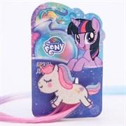 """(1026163) Прядь для волос """"Единорог"""", My Little Pony  6259424"""