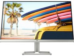 """(1023154) Монитор HP 23.8"""" 24fw серебристый/черный IPS 16:9 HDMI M/M Mat 1000:1 300cd"""