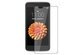 (1009864) OXION Защитное стекло для LG K7, 9H/2.5D/0.33, прозрачное (OGLG001)
