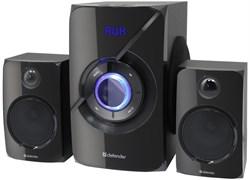 (202428) Акустическая 2.1 система Defender X420 40Вт, Bluetooth, FM/MP3/SD/USB