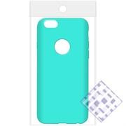 (1010086) Накладка силиконовая для iPhone 6/6S (green) техупаковка