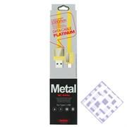 (1010104) Кабель USB Type-C REMAX Platinum RC-044a (1m) gold