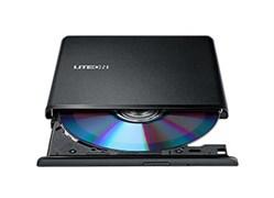 (1010143) Привод DVD-RW Lite-On ES-1 черный USB slim внешний