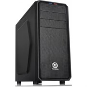 (1010337) Корпус Thermaltake Versa H25 черный без БП ATX 4x120mm 1xUSB2.0 1xUSB3.0 audio bott PSU