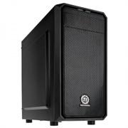 (1009280) Корпус Thermaltake Versa H15 черный без БП mATX 4x120mm 1xUSB2.0 1xUSB3.0 audio bott PSU