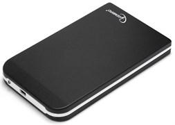 """(1009270) Внешний корпус 2.5"""" Gembird EE2-U3S-42, черный USB 3.0, SATA, металл"""