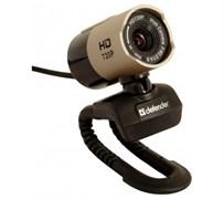 (1009318) Веб-камера Defender G-Lens 2577, 2Mpx, HD720p