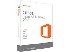 (1009368) Офисное приложение Microsoft Office Home and Business 2016 Rus CEE Only No Skype BOX (T5D-02705)
