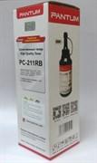 (1009504) Pantum PC-211RB заправочный комплект для устройств Pantum P2200/P2207/P2507/P2500W/M6500/M6550/M6607 (тонер на 1600 стр.+ чип)