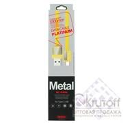 (1009784) Кабель USB Type-C REMAX Platinum RC-044a (1m) gold