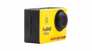 (1009787) Экшн-камера Smarterra B9 1xCMOS 2Mpix желтый