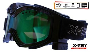 (1009793) Экшн-камера X-Try XTM100 1xCMOS 14Mpix черный