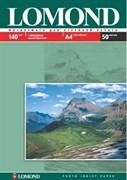 (1009728) Фотобумага Lomond 0102054 A4/140г/м2/50л./белый глянцевое для струйной печати