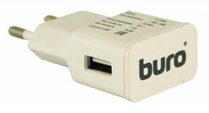 (1009732) Сетевое зар./устр. Buro TJ-159w 2.1A универсальное белый