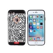 (1008815) Накладка REMAX Sinche series для iPhone 7 (white+black)