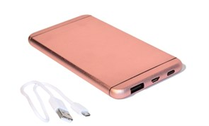 (1008833) Универсальная батарея KS-is (KS-305Pinky) 7000мАч для портативной цифровой техники розовая