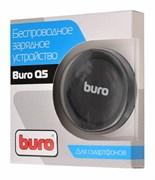 (1008900) Беспроводное зар./устр. Buro Q5 1A универсальное кабель microUSB черный