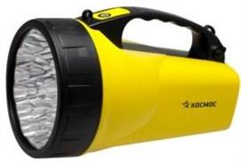 (1008956) Фонарь космос Accu678SLED (аккумуляторный. светодиодный, с солнечной. панелью 1*3Вт LED + 16*0,2 LED  панель, 4В 1,2Ач)
